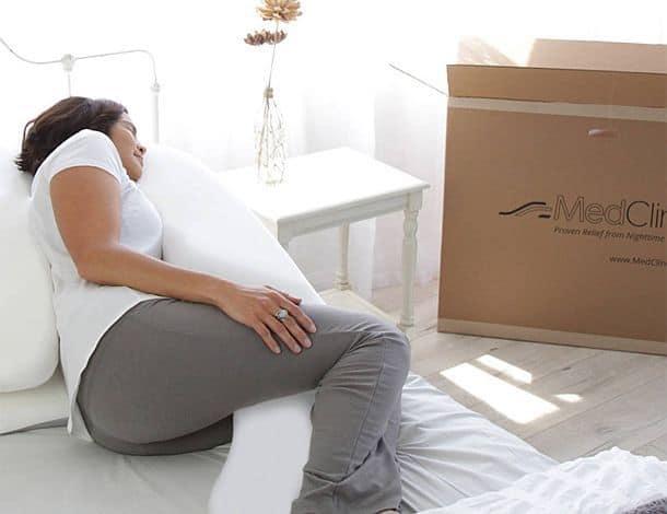 Терапевтическая клиновидная подушка MedCline