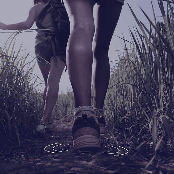 Технологичные стельки и пряжка для обуви от Lechal