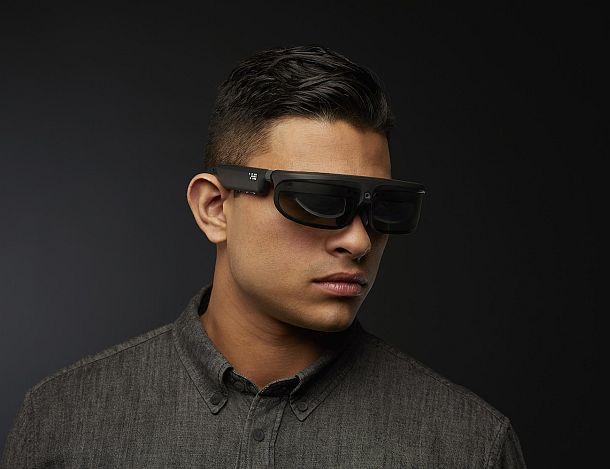 Умные очки смешанной реальности R-8