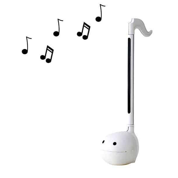 Электронный сенсорный музыкальный инструмент Otamatone