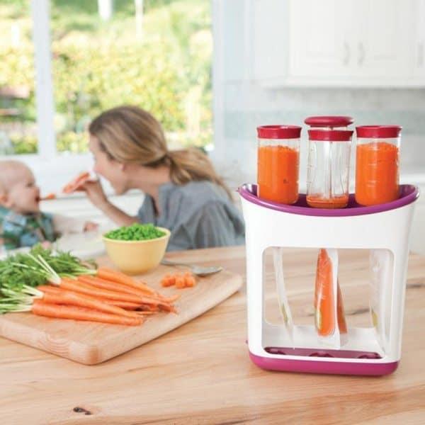Установка для приготовления детского питания Infantino