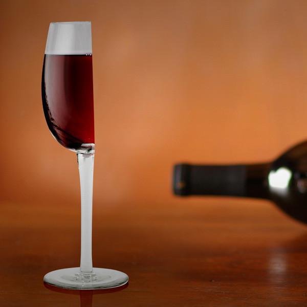 Половина бокала для вина Happy Half