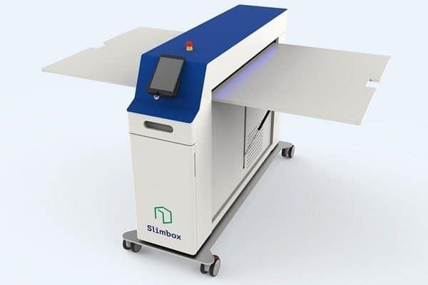 Машина для изготовления индивидуальной упаковки Slimbox
