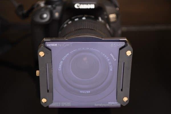 Фильтр для фотосъёмки звёздного неба PureNight