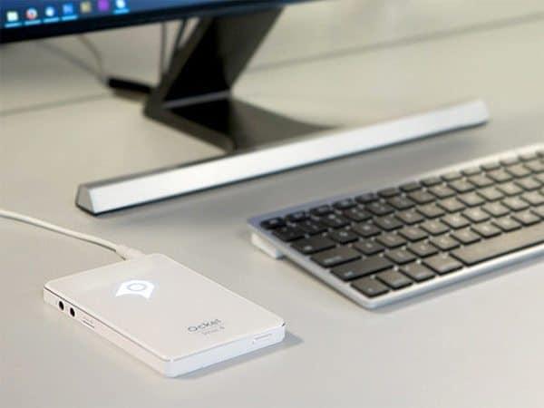 Персональный компьютер размером со смартфон Ockel Sirius B