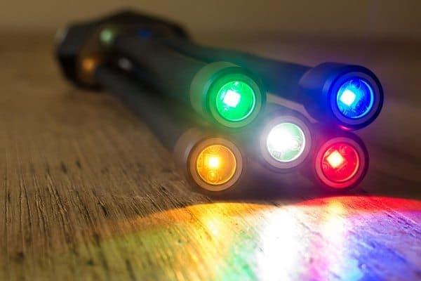 Умная подсветка для макросъёмки Adaptalux