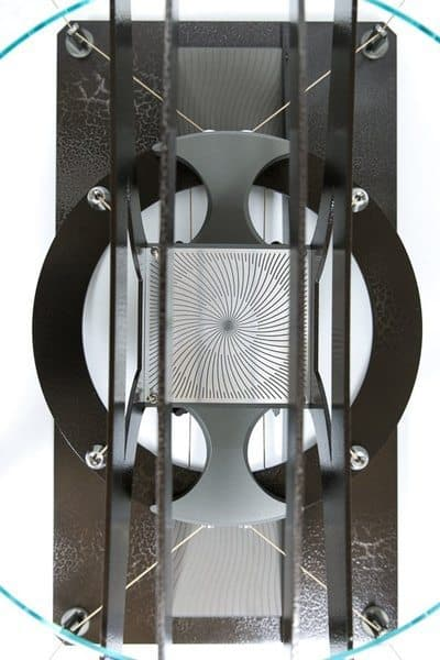 Кофейный столик с эффектом магнитной левитации