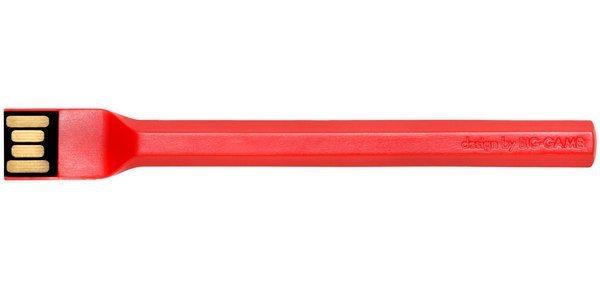 Мини-флешка с длинной ручкой PEN