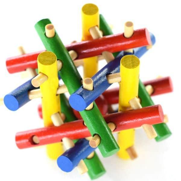 7 самых хитроумных головоломок для детей и взрослых