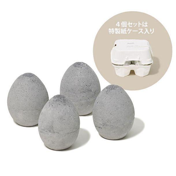 Ароматизаторы для холодильника в виде яиц угольного цвета