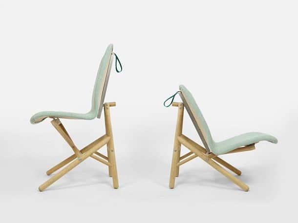 Гибридное рабочее кресло от Studio Lorier