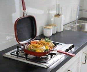Двойная сковорода Happycall с антипригарным покрытием
