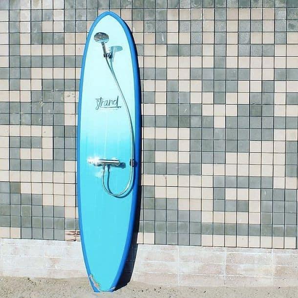 Душевая стойка из доски для серфинга Beach Blvd