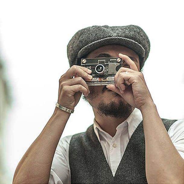 Конструктор CROZ для сборки цифрового фотоаппарата