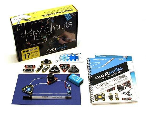 Набор для рисования электрических схем Circuit Scribe
