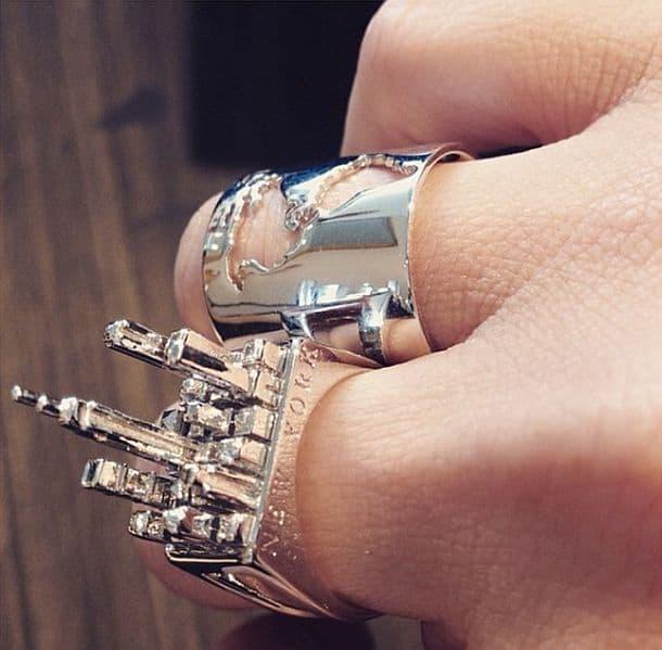 Перстень NYC