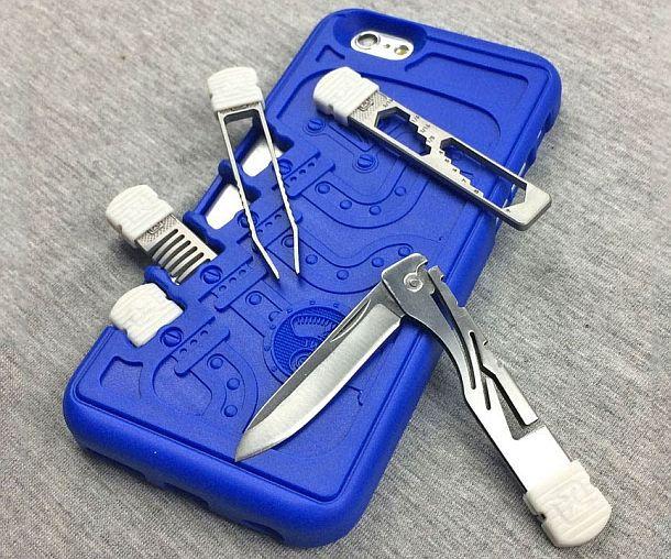 Подручные инструменты Stowaways Tools