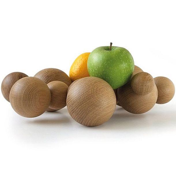 Подставка для фруктов «Шары»