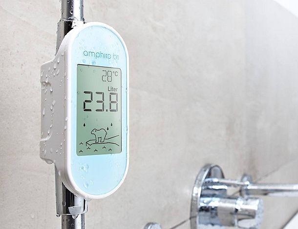 Прибор для измерения используемой воды Amphrio A1