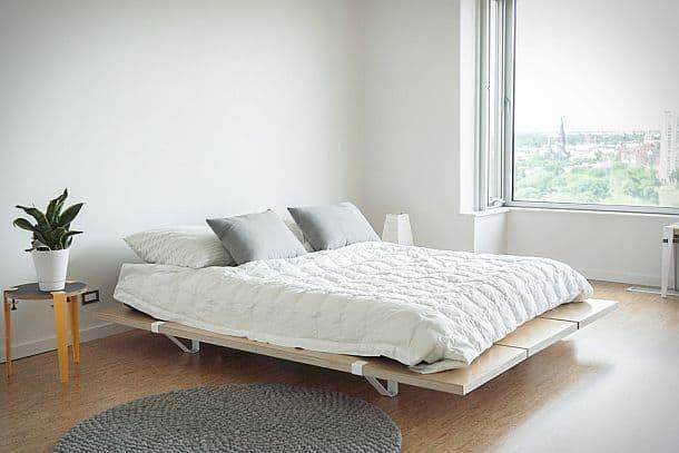 Сборная кровать-платформа Floyd Bed Frame
