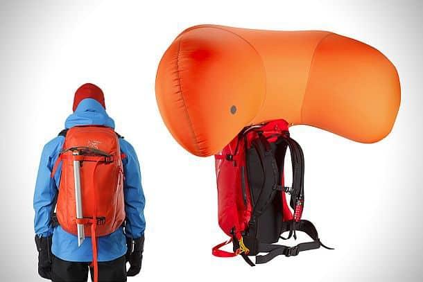Спасательный рюкзак с воздушной подушкой Arc'teryx Voltair 30