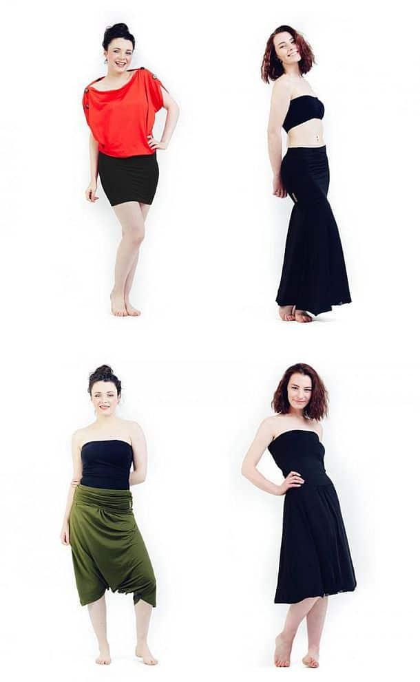 Универсальное платье-трансформер на все случаи жизни Ultimate Travel Dress