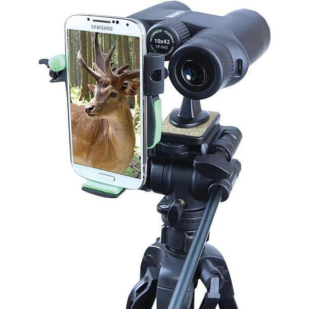 Универсальный оптический адаптер для смартфонов HookUpz 2.0