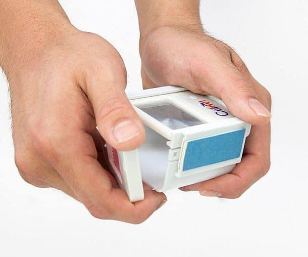 Устройство для аккуратной стрижки ногтей Cut Hut