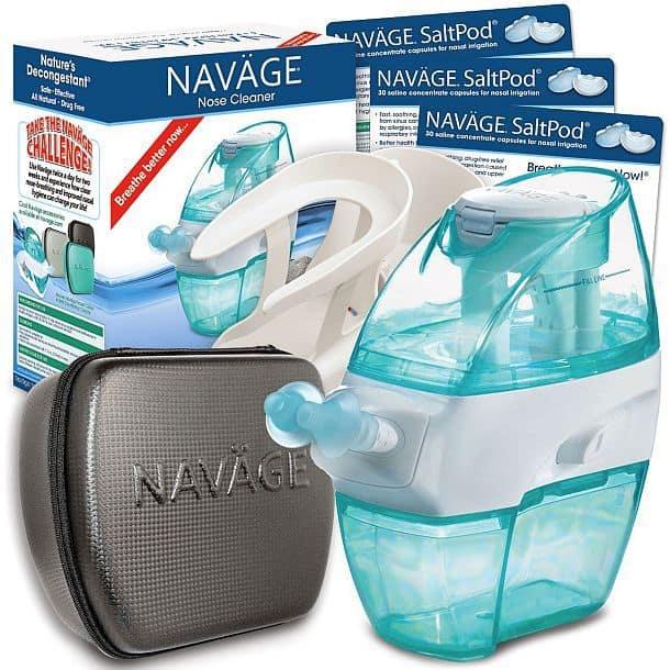 Устройство для промывания носа Navage