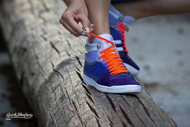 Шнурки, с которыми можно справиться одной рукой