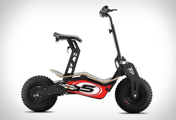 Электрический скутер Velocifero MAD