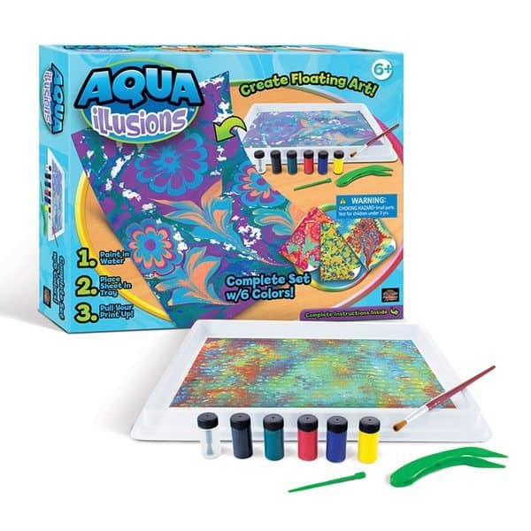 Набор для создания рисунков при помощи воды Aqua Illusions