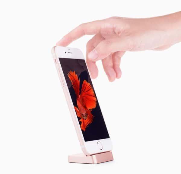 Док-станция с магнитным адаптером для iPhone