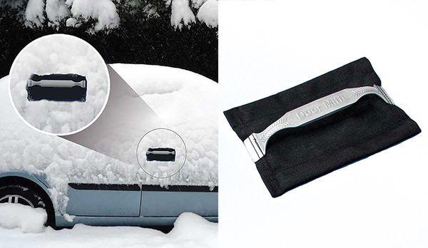 Магнитная ручка-незамерзайка для автомобильных дверей