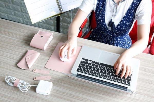 Набор из эргономичных чехлов для MacBook