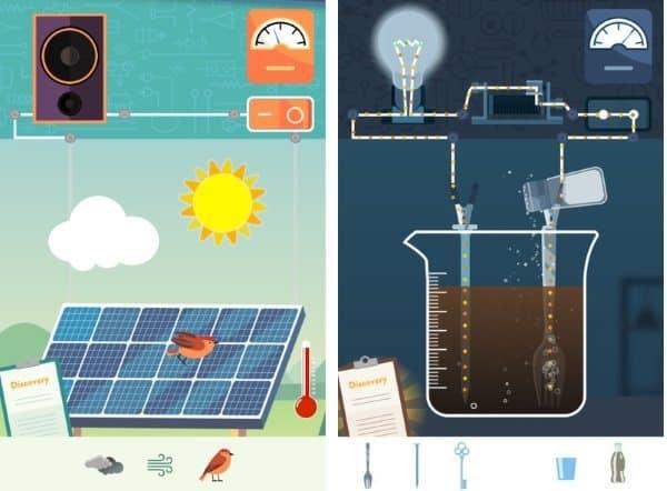 Виртуальная электролаборатория для детей How to Make Electricity