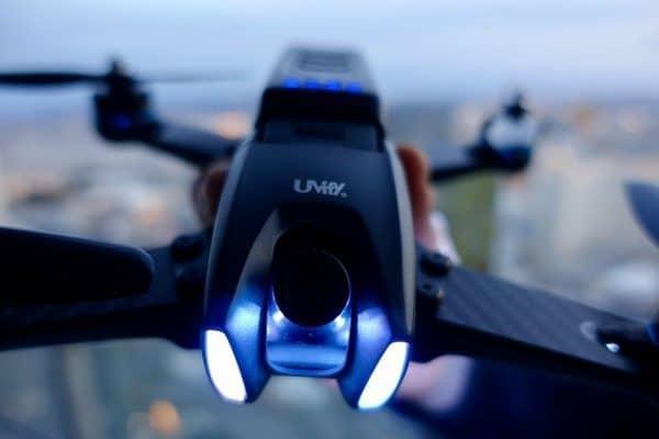 Модульный гоночный дрон UVify Draco