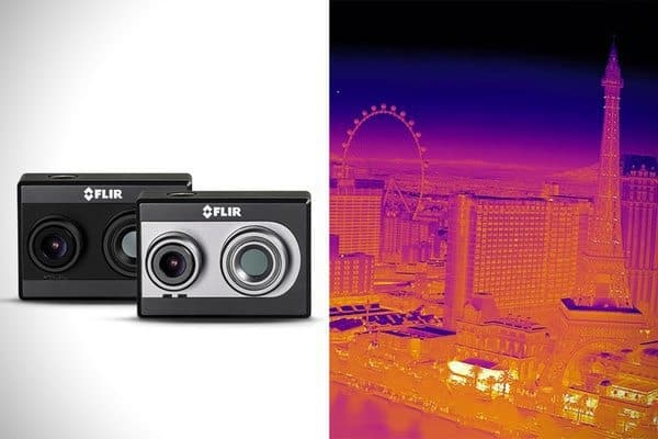 Тепловизорная экшн-камера Flir Duo