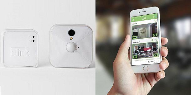 Blink – мини-камера для наблюдения за домом