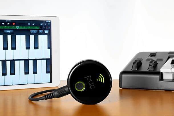 Беспроводный интерфейс для MIDI контроллеров puc+ MIDI