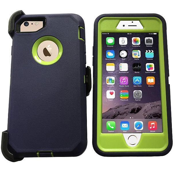 Защитный чехол Defender для iPhone 7 / 7 Plus OtterBox со съемным зажимом