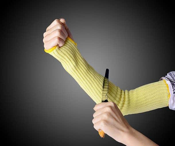 Кевларовые рукава для защиты от порезов