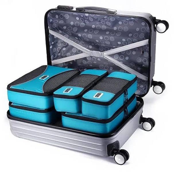 Комплект упаковочных чехлов Pro Packing Cubes