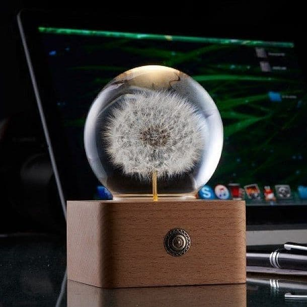 Лампа-одуванчик Dandelion