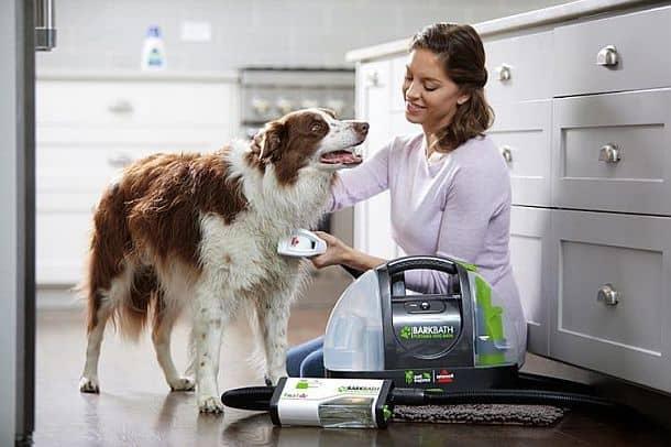 Моющий пылесос для собак Bark Bath