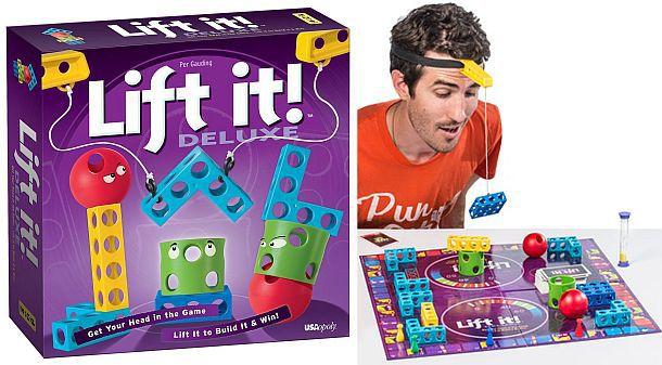 Настольная игра-конструктор Lift It! Deluxe