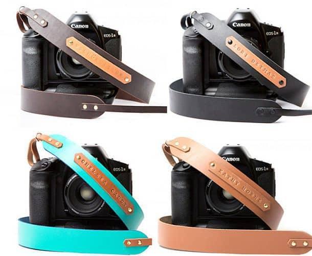 Персонифицированный ремень для фотокамер Viveo