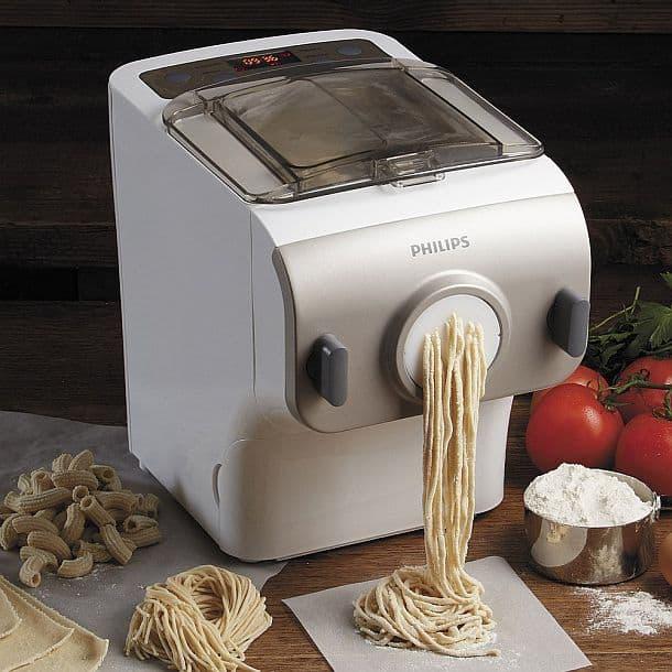 Прибор для приготовления домашних макаронных изделий от Philips