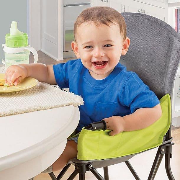 Складной детский стульчик Summer Infant Pop N' Sit