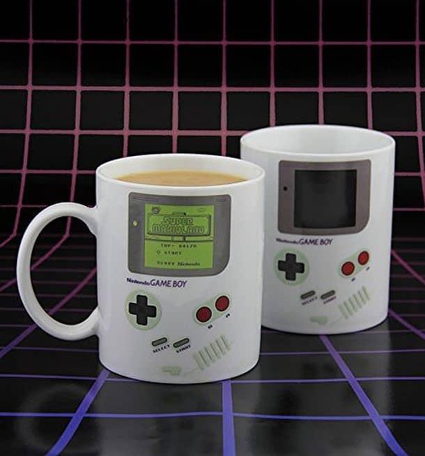 Термокружка с меняющимся рисунком Game Boy